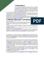 Historia de La Politica en El Peru