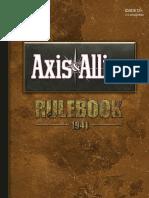 Manual Axis & Allies