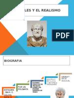 Aristoteles y El Realismo Griego