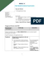 Contoh pdp inkuiri 5E bagi tajuk Daya (Modul 12) latest.doc