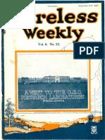 Wireless Weekly 1925-09-02