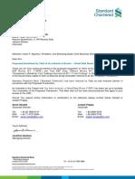 Total SE Asia Opportunity VDR Procedures Letter (EMP)