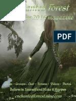 September 2016 Enchanted Forest Magazine