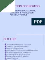 Foundation Economics Lecture 1