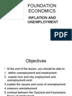 Foundation Economics Lecture 10