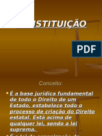 Constituição e Poder Judiciario