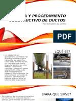 Sistema y procedimiento constructivo de ductos.pptx