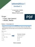 Actividad 2 Matematica I