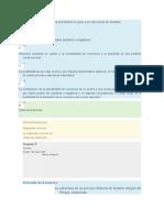 Evaluacion II Gestión Integral Del Riesgo