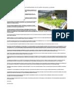 """""""Acuaponia"""" Un Modelo de Aprovechamiento en El Cultivo de Peces y Plantas_UNNE-Corrientes-2015"""