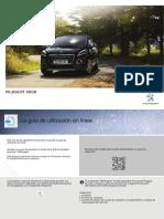Peugeot 3008 - Manual Del Propietario