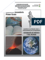 Geografía de México y Del Mundo experiemental