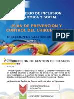 Plan Prevencion y Control Chicungunya Mies Dgr