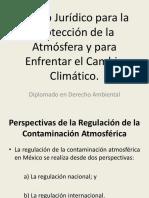 Atmósfera y Cambio Climático