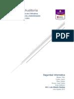 Manual de Auditoría - Seguridad Informática