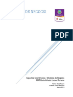 Aspectos Económicos y Modelos de Negocio - Modelo de Negocio EXPMED