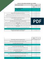 Formatos evaluacion