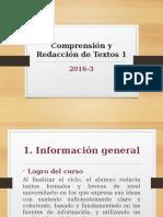 CRT1-ZZ03 Informacion General Sobre El Curso 2016-3 37768