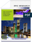 Weekly SGX Report by Epic Research 5 September 2016
