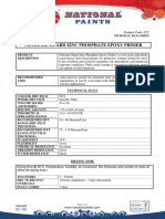 025 - Guard Zinc Phosphate Epoxy Primer