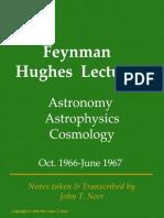 FeynmanHughesLectures_Vol1