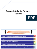 Engine Intake & Exhaust