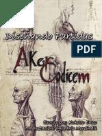 Aker Codicem - Diseñando Partidas