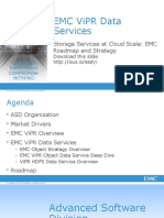 EMC ViPR Data Services