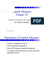 Financial Institutions & Management Chapter 20