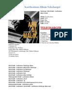 Abd Al Malik - scarifications Télécharger album.pdf