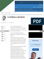 Www Elmostrador Cl Noticias Opinion 2016-09-05 La Politica y