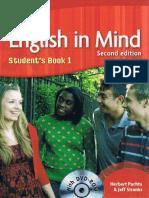English in Mind 1 2 Edition SB m
