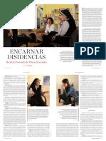 Beatriz Preciado y Teresa Forcades