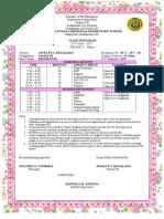 ILMES - Class Program