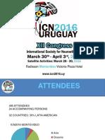 ICN 2016 Uruguay - Final Report