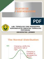 Distribusi Normal Tayang