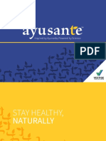 Ayusante Catalogue