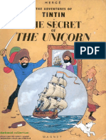 Herg - Tintin 10 - The Secret of the Unicorn