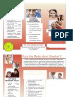 Leaflet Retardasi mental