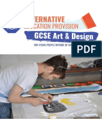 AQA GCSE Art and Design @ Orleans House Gallery- 2016-2017