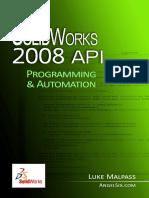SolidWorks API Series 1 - Programming & Automation.pdf