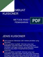 CARA MEMBUAT KUISIONERbaru.pptx