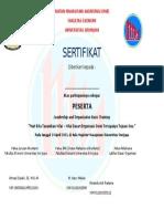 desain sertifikat