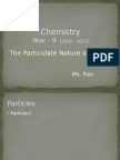 The Particulate Nature of Matter 2.pptx