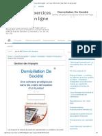 Gestion Des Impayés - Les Cours Et Exercices Fsjes Maroc en Ligne Gratuit