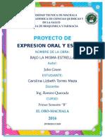 Proyecto Final Carito