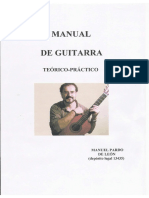 Manual de guitarra - Manuel Pardo León