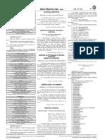 Diário Oficial da União de 1º de Setembro 2016