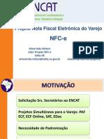 Projeto NFce apresentação