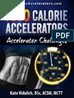 1000 Calorie Challenges